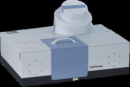 VERTEX 80/80v FT-IR spectrometers