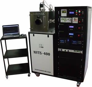 COMBINED (THERMAL EVOPORATOR - SPUTTERING) SYSTEMS
